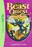Adam Blade - Beast Quest - Le royaume de Kayonia Tome 40 : La reine des guêpes.