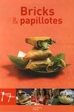 Aude de Galard et Leslie Gogois - Bricks et papillotes.