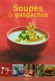 Aude de Galard et Leslie Gogois - Soupes et gaspachos.