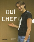 Cyril Lignac et Aude de Galard - Oui Chef ! - Coffret en 2 volumes.