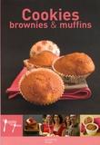 Aude de Galard et Leslie Gogois - Cookies, brownies & muffins.