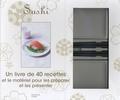 Thomas Feller-Girod - Sushi - Coffret composé d'un livre de 40 recettes et le matériel pour les présenter et les préparer.