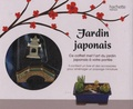 Agnès Guillaumin - Jardin japonais - Ce coffret met l'art du jardin japonais à votre portée : contient un livre et des accessoires pour aménager un paysage miniature.