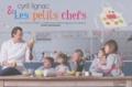 Thomas Dhellemmes - Cyril Lignac & les petits chefs - Un tablier pour enfant imaginé par la créatrice Denize Sofia Maaloe.