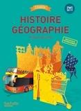 Walter Badier et Guillaume Rouillon - Histoire-Géographie CM1 - Histoire des arts.