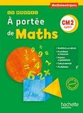 Jean-Claude Lucas et Janine Lucas - Le nouvel A portée de maths CM2.