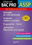 Marie-Pierre Cervoni et Séverine Roure - Fiches ASSP Soins, santé, Biologie et microbiologie.