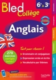 Carole Bonnet et Bénédicte Simard - Anglais 6e à 3e Le Bled Collège.