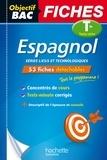 Jean-Rémy Cuenot - Espagnol Tles toutes séries - Séries L/ES/S et technologiques.