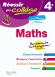Josyane Curel et Pierre Curel - Maths 4e.