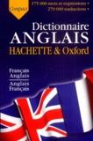 Marie-Hélène Corréard et Valerie Grundy - Dictionnaire Hachette-Oxford compact Français-anglais, Anglais, français.