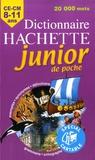 Jean-Pierre Mével - Dictionnaire Hachette junior de poche - CE-CM 8-11 ans.