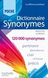 Marc Baratin et Marianne Baratin-Lorenzi - Dictionnaire des synonymes.