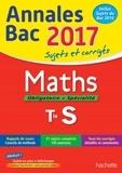 Maths obligatoire + spécialité Tle S : Sujets et corrigés |