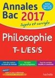 Philosophie Tle L/ES/S : Sujets et corrigés / Yohann Durand | Klein, Lisa
