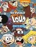 Nickelodeon - Bienvenue chez les Loud Tome 2 : C'est le chaos.