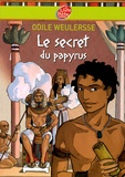 Odile Weulersse - Le secret du papyrus.