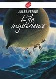 Jules Verne - L'île mystérieuse - Texte abrégé.