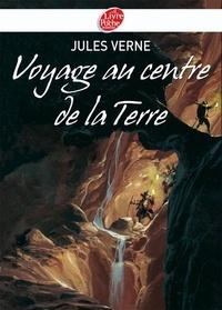 Jules Verne - Voyage au centre de la Terre - Texte intégral.