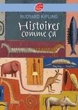 Rudyard Kipling - Histoires comme ça - Texte intégral.