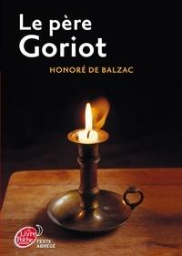 Honoré de Balzac - Le père Goriot - Texte abrégé.
