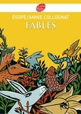 Esope et Annie Collognat - Fables.
