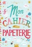 Lili la Baleine et Marie-Rose Boisson - Mon cahier de papeterie.