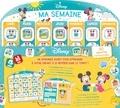 Hachette Jeunesse - Mon semainier Disney.