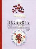 Mélanie Martin - Desserts - En un clin d'oeil....