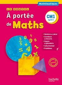 Jean-Claude Lucas et Janine Lucas - Maths CM1 Cycle 3 A portée de Maths.