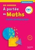 Janine Lucas et Jean-Claude Lucas - Le nouvel A portée de Maths CM1 - Guide pédagogique.