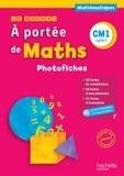 Janine Lucas et Jean-Claude Lucas - Le nouvel A portée de Maths CM1 - Photofiches. 1 Cédérom