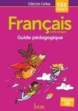 Serge Annarumma et Michèle Varier - Français CE2 Cycle 2 Caribou - Guide pédagogique. 1 CD audio