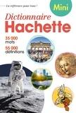 Jean-Pierre Mével - Dictionnaire Hachette de la langue française mini - 35 000 mots.