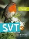 Maxime Charpignon et Hervé Desormes - SVT 6e Mon cahier d'activités.