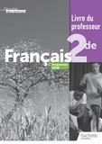 Julien Harang et Miguel Degoulet - Français 2de L'écume des lettres - Livre du professeur.