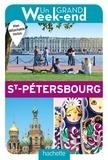Bérénice Debras et Jérôme Plon - Un grand week-end à Saint-Pétersbourg. 1 Plan détachable