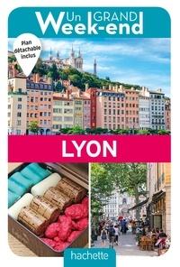 Anne-Sophie Chatain-Masson et Yoann Stoeckel - Un grand week-end à Lyon. 1 Plan détachable