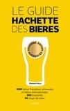 Elisabeth Pierre - Le guide Hachette des bières.