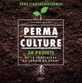 Thomas Alamy - Permaculture - 20 projets de la jardinière au jardin de 250m2.