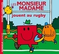 Roger Hargreaves et Adam Hargreaves - Les monsieur madame jouent au rugby.