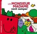 Roger Hargreaves et Adam Hargreaves - Les Monsieur Madame vont camper.