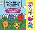 Roger Hargreaves - Mon livre magnets Monsieur Madame.