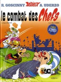 Albert Uderzo et René Goscinny - Astérix Tome 7 : Le combat des chefs.