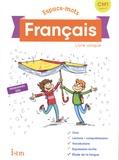 Jean-Charles Berthier et Philippe Bourgouint - Français CM1 Espace-mots - Livre unique.