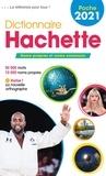 Cécile Labro - Dictionnaire Hachette Encyclopédique de Poche - 50 000 mots.