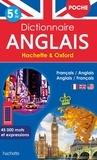 Hachette Education - Dictionnaire anglais poche Hachette & Oxford - Bilingue français/anglais - anglais/français.