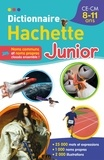 Claire Inizan - Dictionnaire Hachette Junior - CE-CM 8-11 ans.