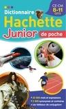 Jean-Benoit Ormal-Grenon et Fabrice Pinel - Dictionnaire Hachette Junior de Poche CE-CM.