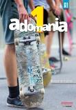 Corina Brillant et Sophie Erlich - Adomania 1 A1 - Méthode de français. 1 DVD